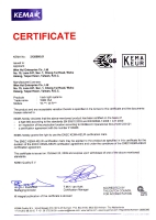 ENEC Certificate