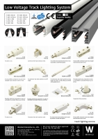 Cens.com Mini track system (low voltage) WEN HUI ENTERPRISE CO., LTD.