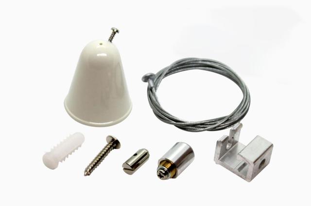 懸吊組  四線/三迴路 軌道燈配件