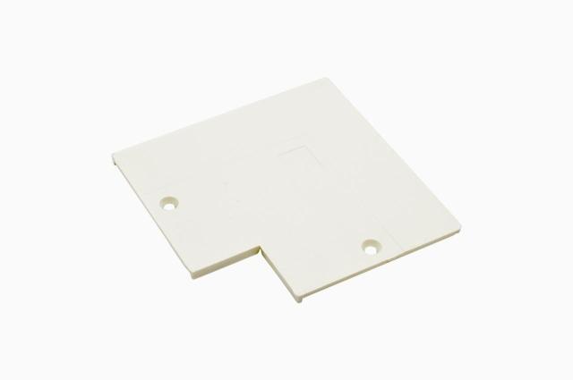 隱藏式 L接頭背蓋 四線/三迴路 軌道燈配件