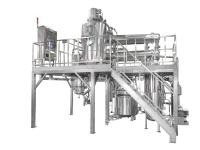 Extraction & Vacuum Concentration System