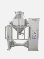 Cens.com Double Cone Powder Mixer SHIA MACHINERY INDUSTRIAL CO., LTD.