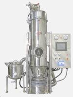Lab-use Granulator With Moving Spray-dryer