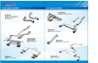 Cens.com Cat-Back Exhaust System LUCRE STAR INDUSTRY CO., LTD.