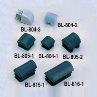Domed Square Tube Inserts