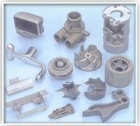INVESTMENT (WAX) CASTING PARTS