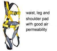 Cens.com SAFETY HARNESS GOLDEN WARE INT`L INC.