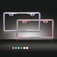 Slim LED License Frame