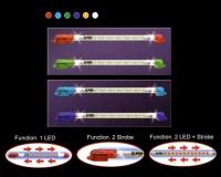 LED W/Strobe Tube