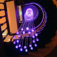 Installation Example of Our Optical Fibers