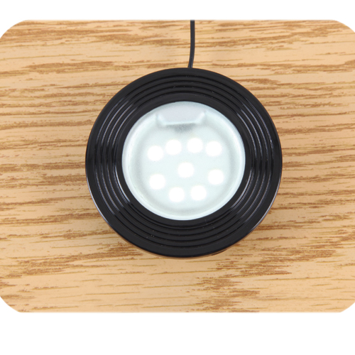 Various Receptacles and LED Cabinet Lamps