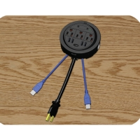 Various Receptacles and LED, Power Strips, Extension Cords