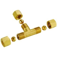 T型三头铜管