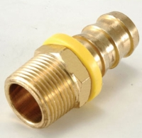 Cens.com Male / Inlet Type With Pvc Washer FWU YIH BRASS ENTERPRISE CO., LTD.