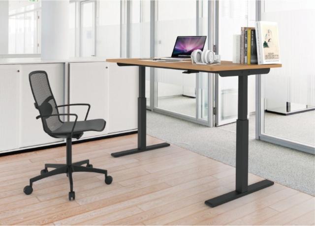 组合式可调整高度电脑桌