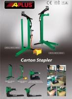 Carton Stapler