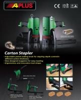 Cens.com Carton Stapler APLUS PNEUMATIC CORP.