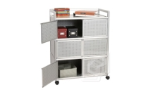 Storage Cabinet w/Casters (3 ft. wide)
