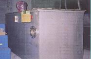 Deoil equipment