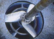 軸流式曝氣機