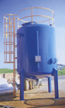 Continuous pressure filter