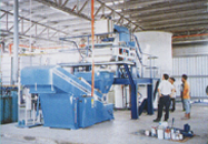 Belt press w/o sludge dryer