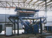 Filter press w/o sludge dryer