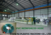 Cens.com PVC REINFORCED HOSE MACHINE CHEN YU PLASTIC MACHINE CO., LTD.
