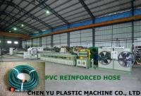 PVC REINFORCED HOSE MACHINE