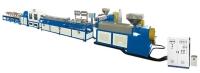 Plastic Wood Composite Profile Extruding Machine