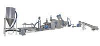 PE 废料回收机(模头热切式)