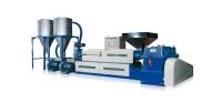 PVC塑胶粒制造机