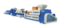 PVC塑胶硬质管制造机