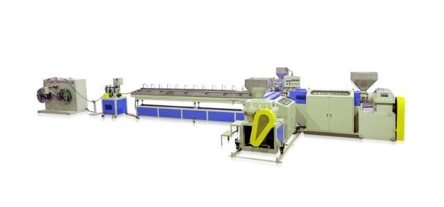 PVC塑胶软质管制造机