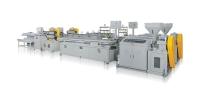 CENS.com PVC PLASTIC WOOD COMPOSITE/TPE/PS PROFILE EXTRUSION MACHINE