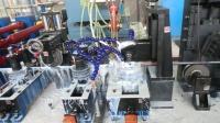 高週波碳鋼管製管機