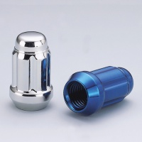 Close End Lug Nut (Extra Long)