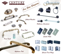 Cens.com Pulls & Knobs, Bathroom Accessories, Cabinet Hardware CENTURY HARDWARE, INC.