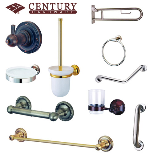 Bathroom Accessories, Towel Ring & bar, Hook
