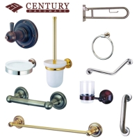 Cens.com Bathroom Accessories, Towel Ring & bar, Hook CENTURY HARDWARE, INC.