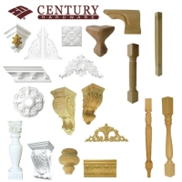 Cens.com Wood corbel & moulding, PU corbel & moulding, Wood/PU products CENTURY HARDWARE, INC.