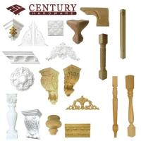 梁托, 裝飾片/板, 木頭/PU製品