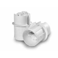 E14 one-piece thermoplastic lampholder