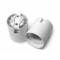 E26 one-piece thermoplastic lampholder
