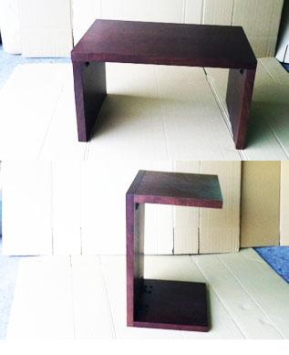 两用ㄇ型桌