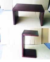 兩用ㄇ型桌