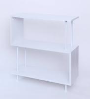 Three shelves