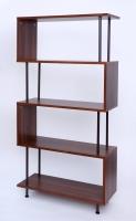 Five shelves