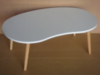 Cloud-shaped tables