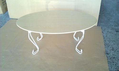 猫脚和室桌